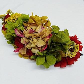 Corsario Flores preservadas