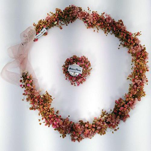 corona para novia