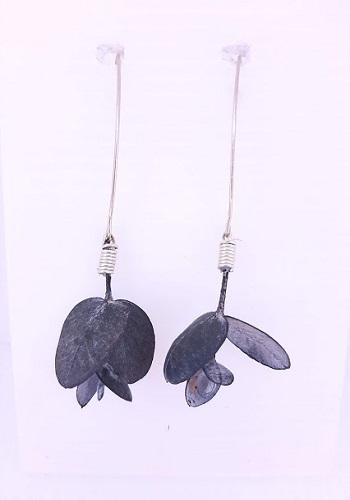 Pendientes de flor de Eucalipto Gunny