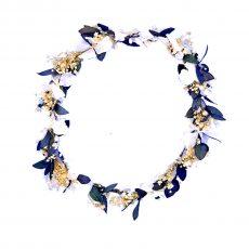 corona de flores Rebeka