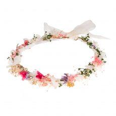 corona flores Cala Galdana